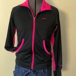Lightweight Nike Zip Up Jacket